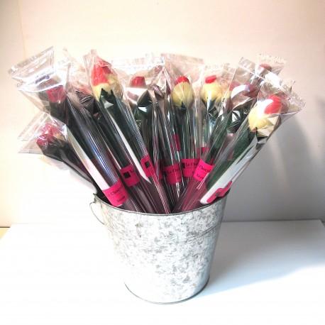 Les Roses en Chocolat