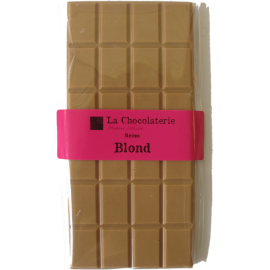 Tablette Chocolat Blond