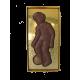 Le Footballeur en chocolat