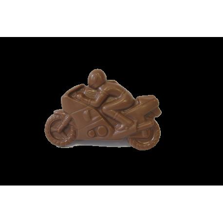 Mini Moto en Chocolat