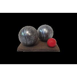 Mini boules de pétanque