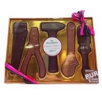 Les Kits en chocolat