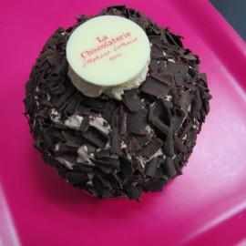 Merveilleux chocolat noir Individuel