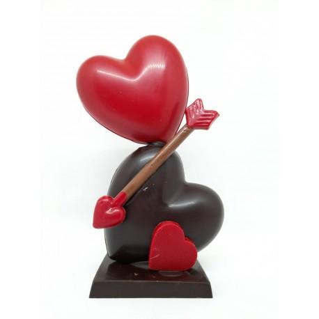 Le Tableau tout en Chocolat