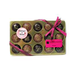 Coffret de 15 Chococapsules