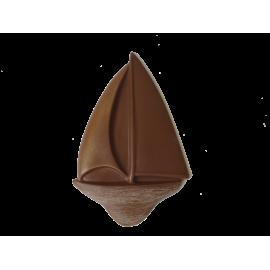 Le Voilier en chocolat