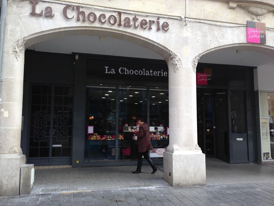 chocolaterie lothaire reims
